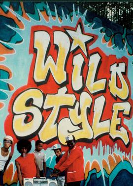 Oval Space Cinema presents: Wild Style plus Tim Westwood & Alex Nut