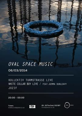 Oval Space Music // 06.03.14