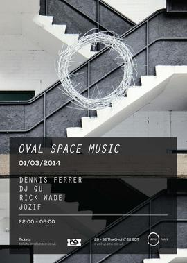 Oval Space Music // 01.03.14