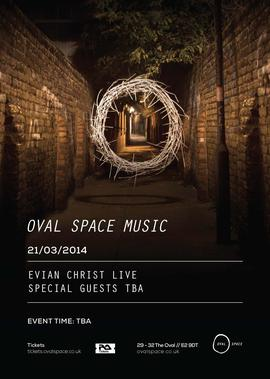 Oval Space Music // 21.03.14